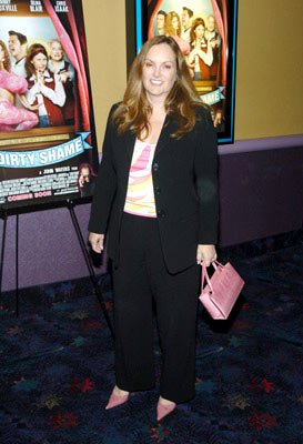 Patricia Hearst at the New York premiere of Fine Line Features' A Dirty Shame