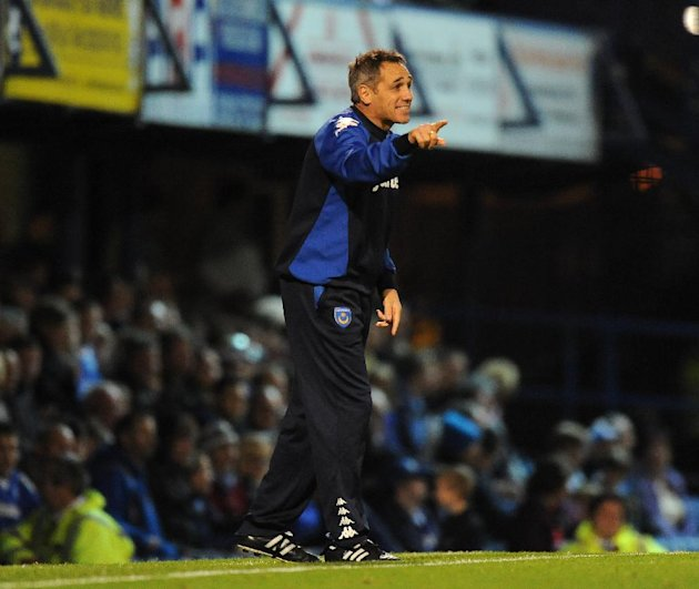 Guy Whittingham is happy to help out managerless Portsmouth