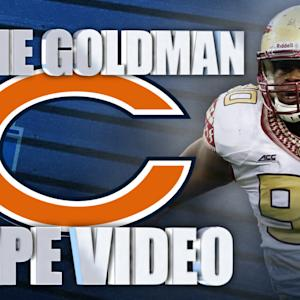 Bears Select Florida State DT Eddie Goldman | NFL Draft Hype Video