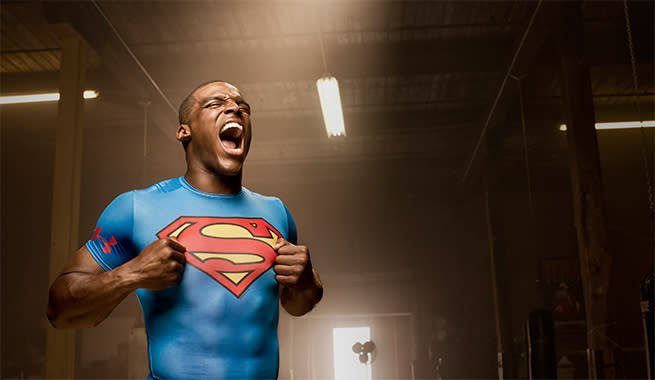 From Superman to the Legion of Boom: Exploring the Relationship between Football and Superheroes