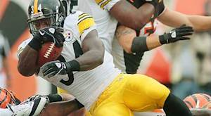 Steelers' backfield could be blown up