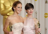 Oscars 2013 : Argo, Jennifer Lawrence et Daniel Day-Lewis grands gagnants