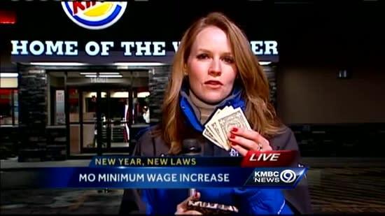 New year brings hike in Mo. minimum wage
