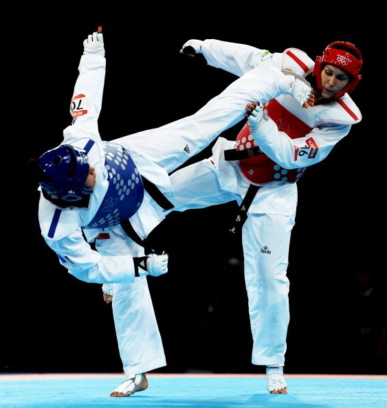 Olympics Day 15 - Taekwondo
