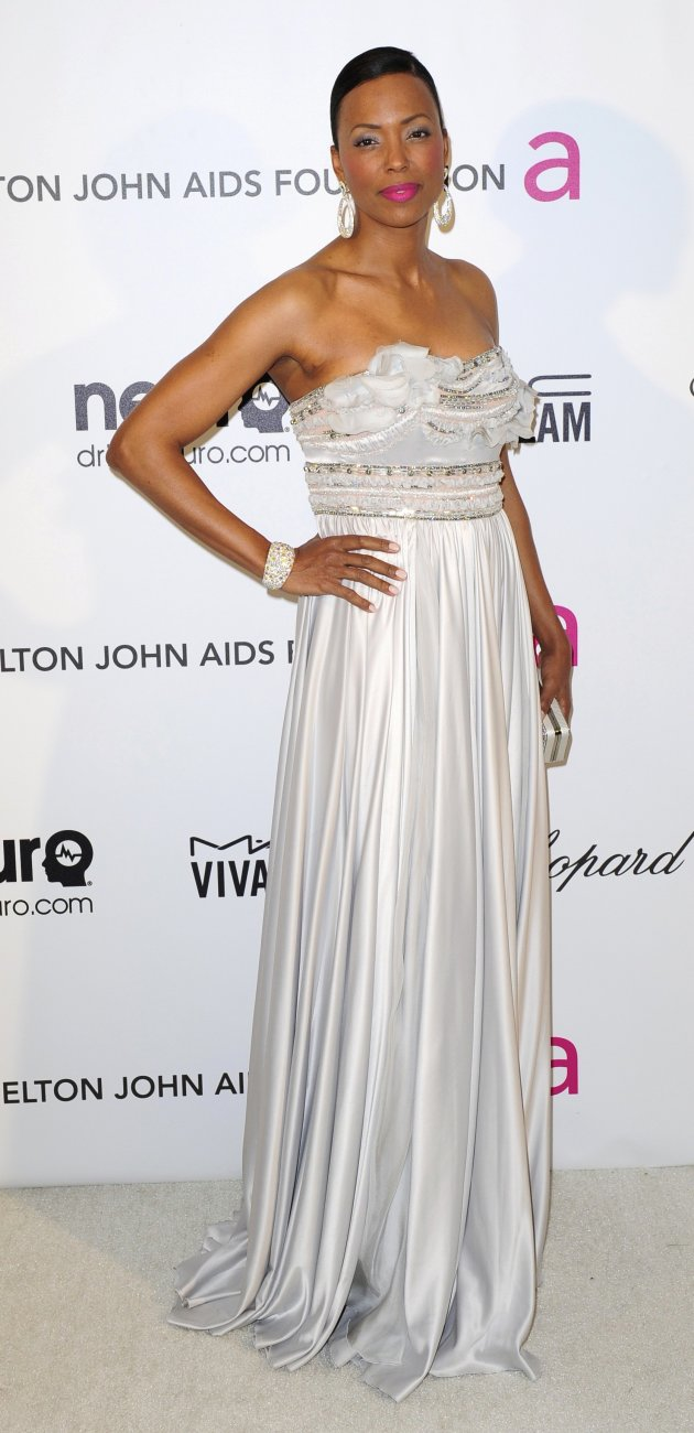 Comedian and actress Tyler arrives at the 2013 Elton John AIDS Foundation Oscar Party in West Hollywood