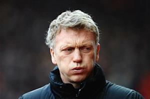 Champions League or bust for Moyes and Manchester United