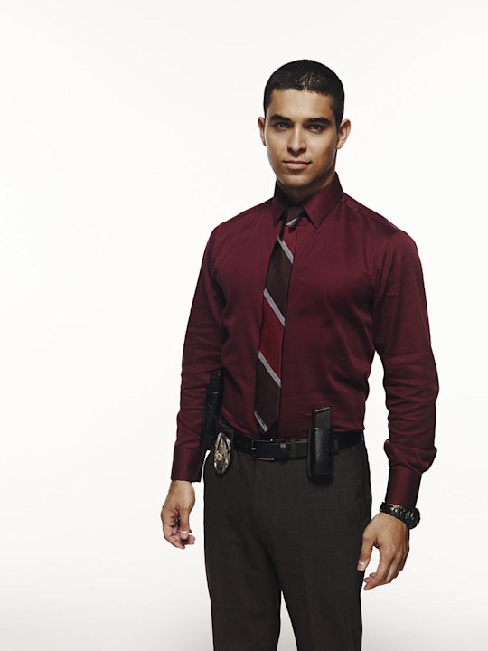"Wilmer Valderrama stars as Det. Efrem Vega in ""Awake."""