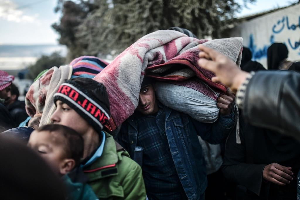 Anxious wait in Turkey for Syrian relatives of refugees