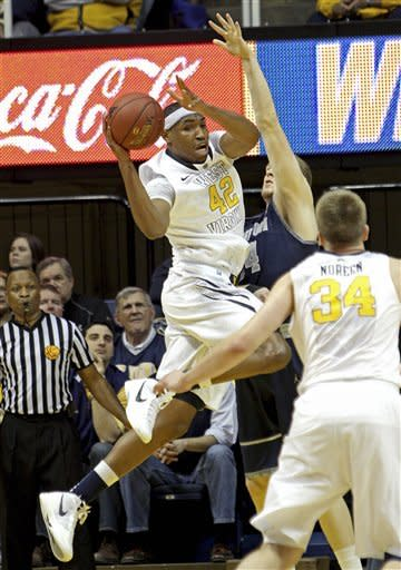 WVU stops No. 9 Hoyas' 11-game win streak