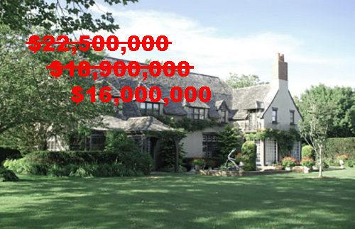 Pricechopper: Nine Months Later, $6.5M off the Ask of Egypt Lane Mansion
