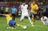 Ribery and Nasri sit out France training session