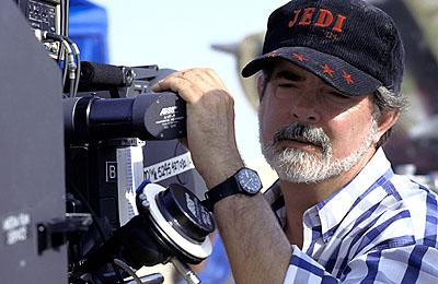 George Lucas is the mastermind behind 20th Century Fox's Star Wars: Episode I