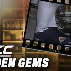 Virginia Scores Seven Rushing Touchdowns vs UNC | ACC Hidden Gem