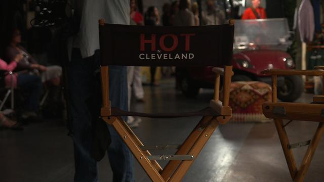 "EXCLUSIVE: ""Hot In Cleveland"" Table Read"