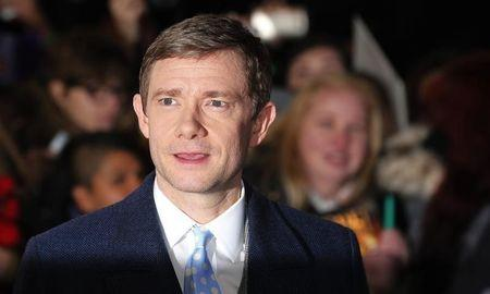 Actor Martin Freeman joins Marvel's 'Captain America: Civil War'