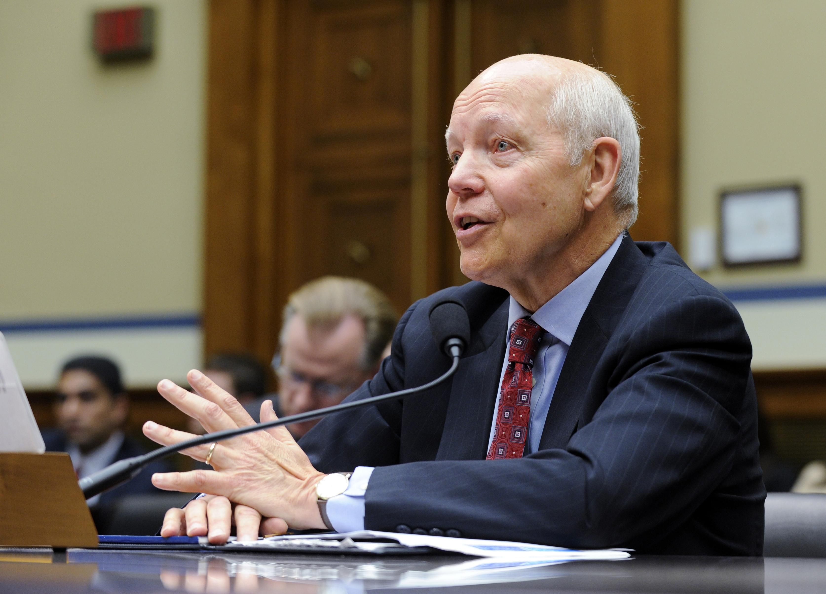 IRS head says budget cuts could delay tax refunds