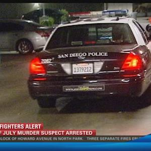 4th of July murder suspect arrested