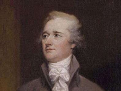 How a hurricane brought Alexander Hamilton to America