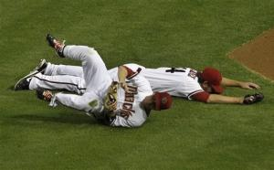 Young homers again, D-Backs beat Pirates 5-1