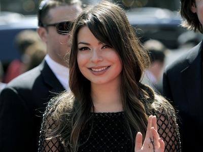 Miranda Cosgrove says goodbye to 'iCarly'