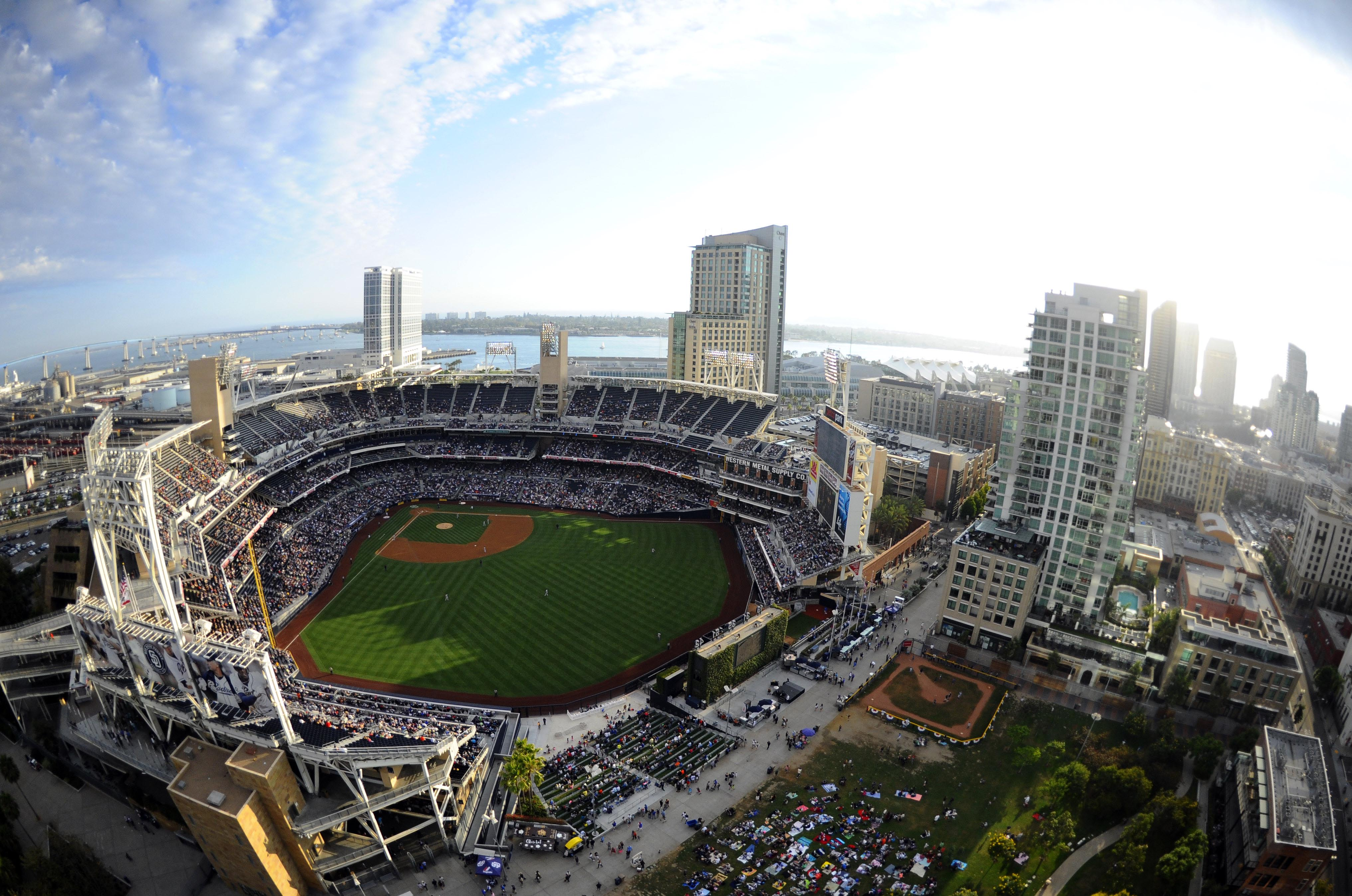 Petco Park 2016 Homefield For American League