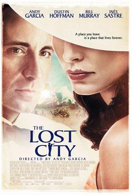 Andy Garcia stars in Magnolia Pictures' The Lost City