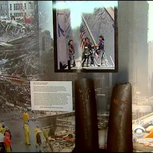 Mobile Exhibit Brings Story Of 9/11 To The Nation