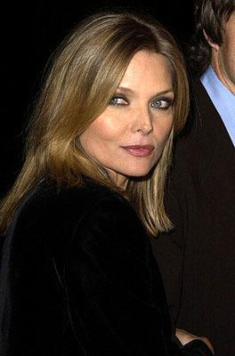 Michelle Pfeiffer at the Beverly Hills premiere of I Am Sam