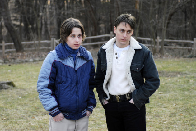Rory Culkin Kieran Culkin Lymelife Production Stills Screen Media 2009