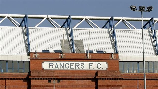 Rangers are expecting an improvement in their financial position