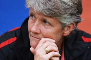 Pia Sundhage steps down as United States Women's coach