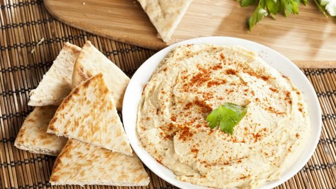 The proof is in the hummus.