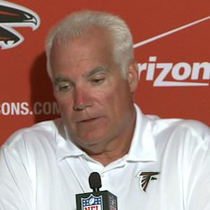 Atlanta Falcons postgame press conference