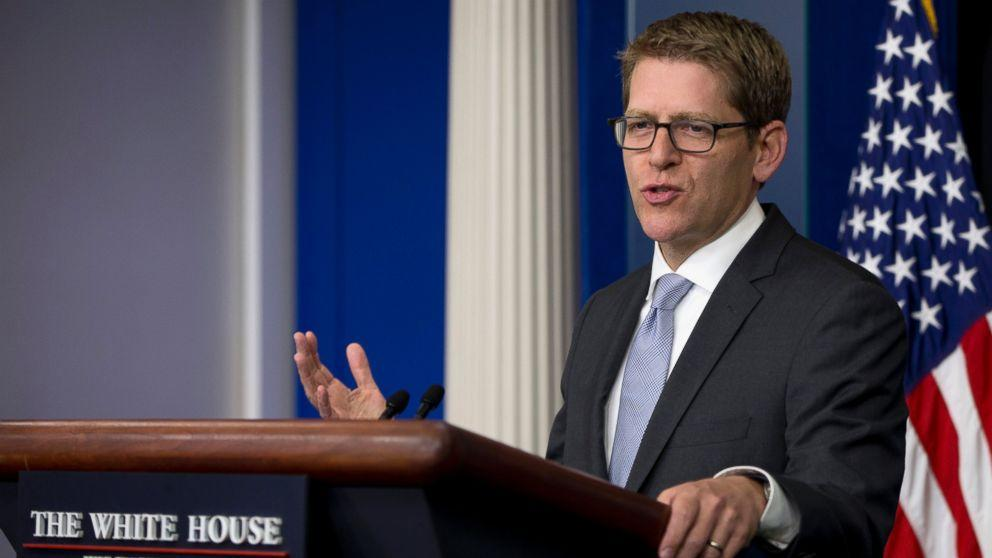 Former White House Press Secretary Jay Carney Joins Amazon