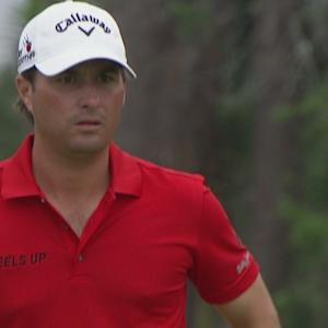 Kevin Kisner's fantastic approach is the Shot of the Day