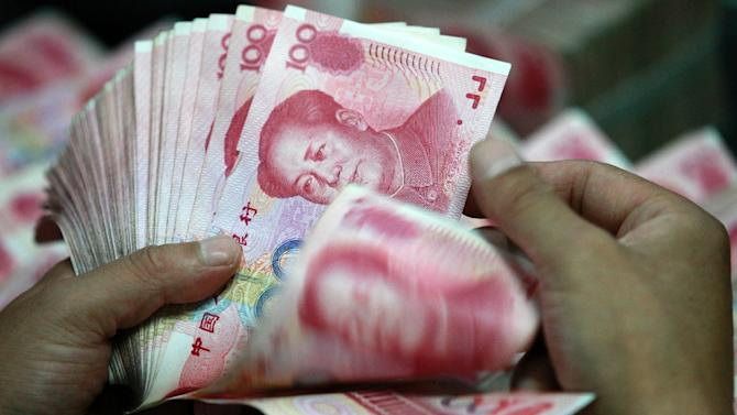 The yuan has rapidly grown in importance in recent years as China -- the world's top trading nation -- has used it to settle more of its commerce, and made it directly convertable with more currencies