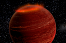 Powerful aurorae observed on brown dwarf for the first time