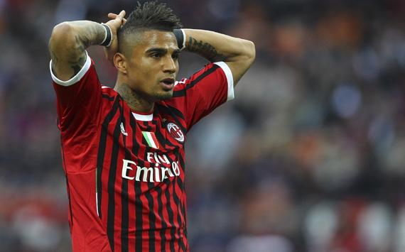 Boateng: I hope Thiago Silva is not leaving AC Milan