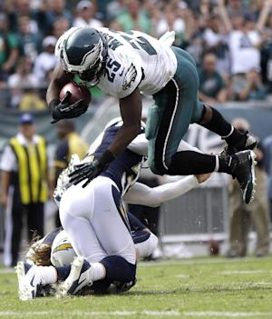 McCoy, Jackson give Eagles double threat