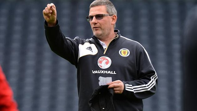 Craig Levein is wary of a wounded Wales