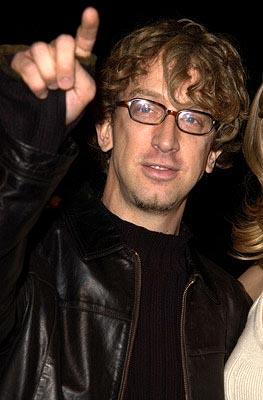 Premiere: Andy Dick at the Hollywood premiere of Paramount's Orange County - 1/7/2002