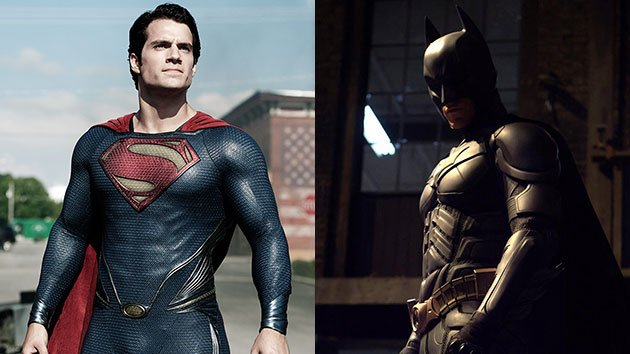 Henry Cavill's Superman will team up with Batman in 2015