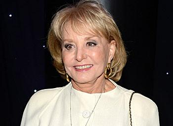 Barbara Walters Set to Retire Next Year