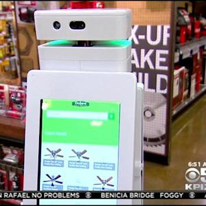 Army Of Robots Now Helping Customers At Orchard Supply Hardware In San Jose