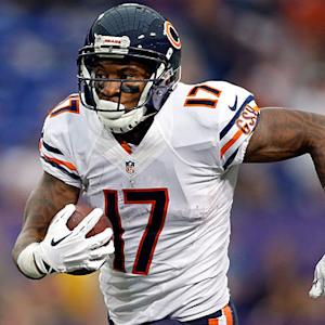 Alshon Jeffery thinks he's a top 5 fantasy WR