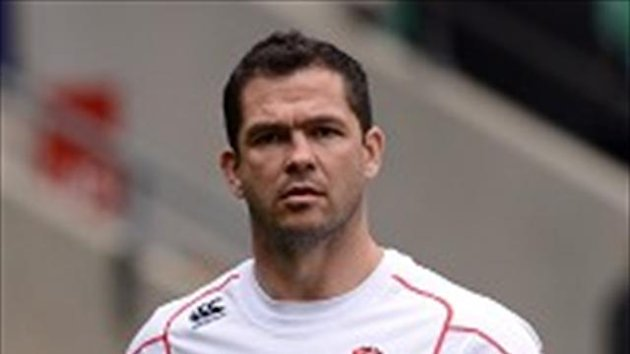 Andy Farrell, pictured, has dismissed criticism of the England squad by Jim Telfer