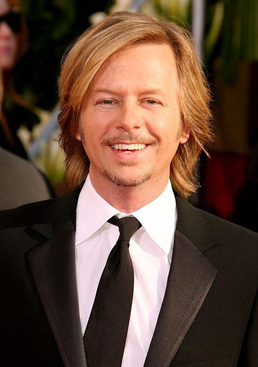 David Spade at the 64th Annual Golden Globe Awards. 