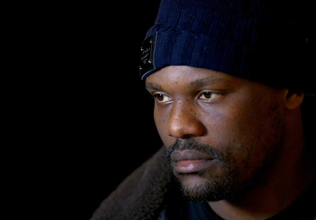 Dereck Chisora Press Conference