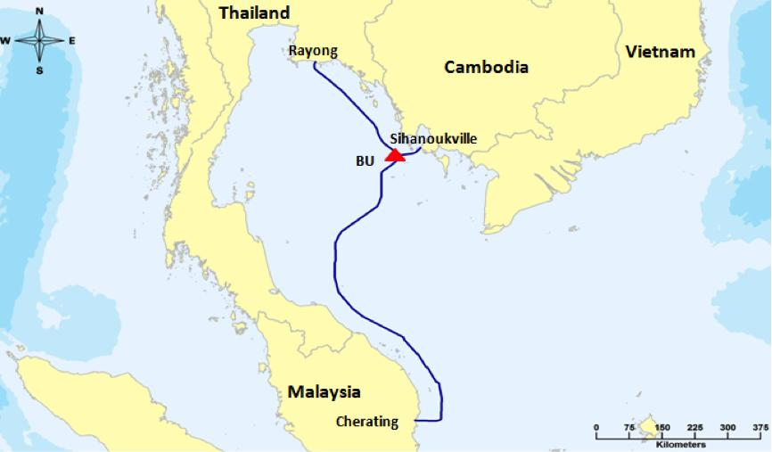 Huawei to build subsea cables connecting Malaysia, Cambodia, Thailand