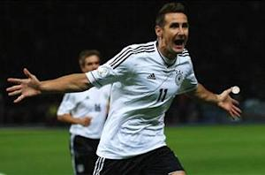 'Klose deserves Germany record' - Gerd Muller